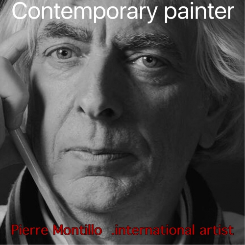 Montillo, Pierre Montillo, Contemporary painter,exposition de peinture international,Investissement art, placement art,artiste peintre Suisse, sessa,Ticino sessa,cademario,ponte tresa, agno Ticino,Brenda Bouvery,