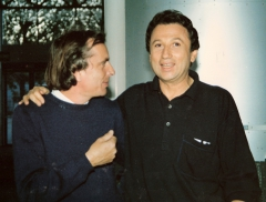Michel Drucker, pierre montillo