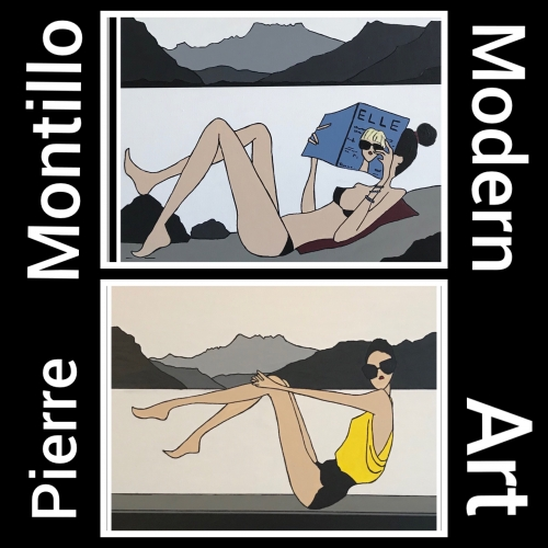 Art,Montillo, pierremontillo, pierre montillo, montillo artist, montillo ,proantic ,antiquaires, artiste peintre, expositions internationales,